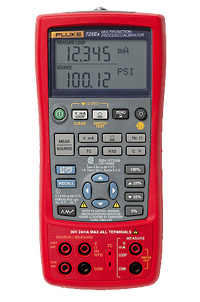 Fluke 725 Ex Intrinsically Safe Process Calibrator