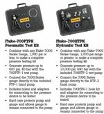 Fluke 700G Pressure Pump Kit Options