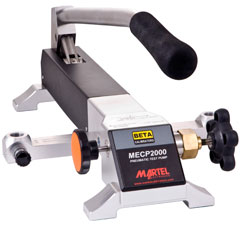 Martel MECP 2000 High Pressure Pneumatic Air Calibration Pump